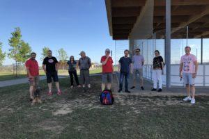 SPD-Sommerkraktion im Sportpark