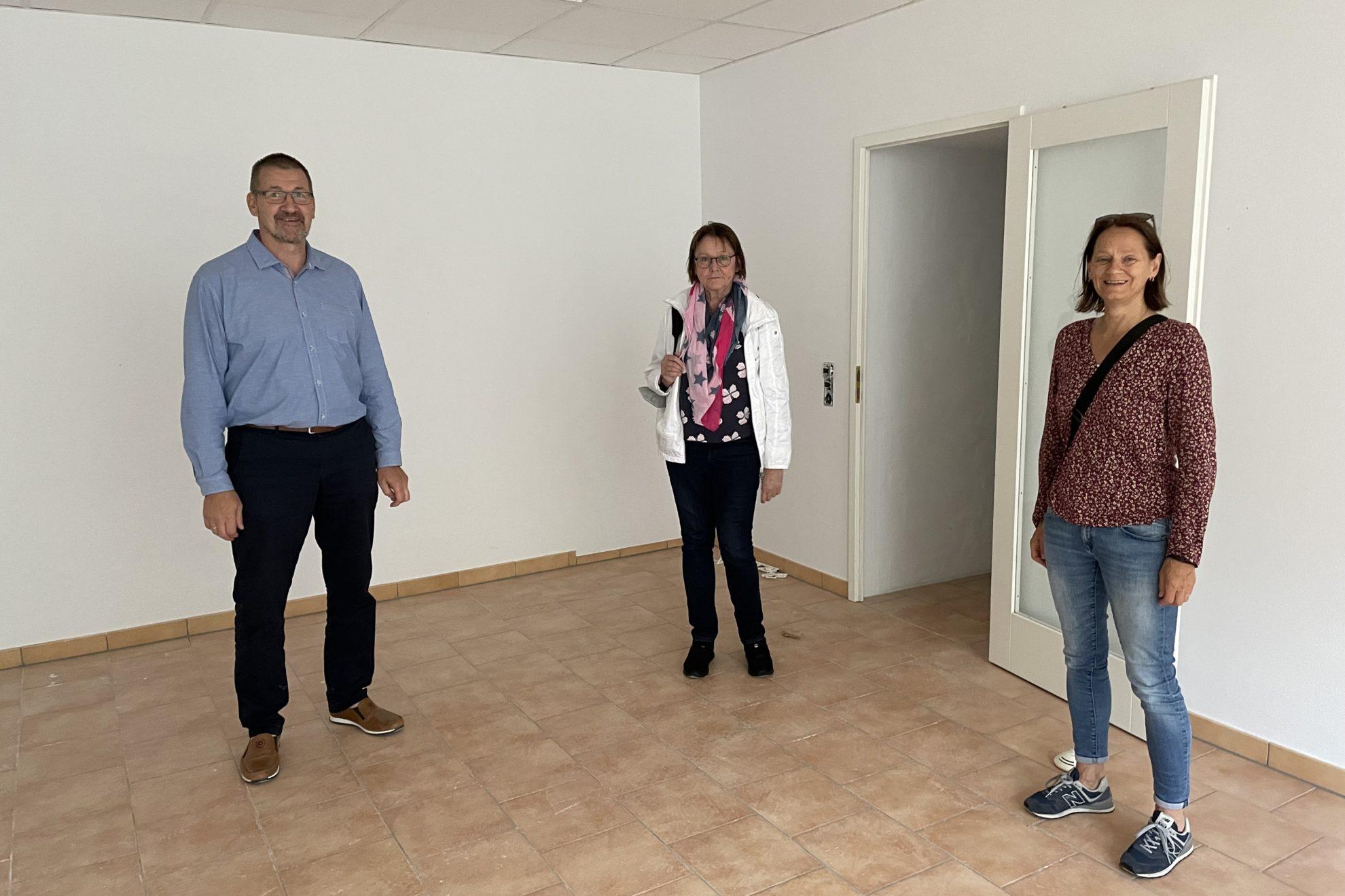 SPD Friedrichsdorf: Besuch im Jugendtreff